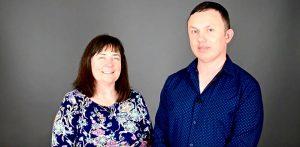 Jodie Wilmer & Rob Nagy